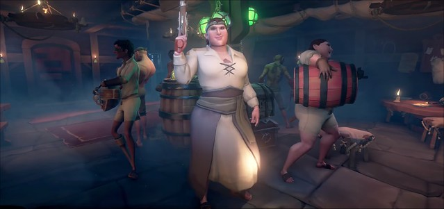 Sea of Thieves - Character Creation