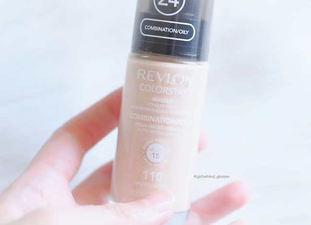 Revlon Colorstay Makeup for Combination Oily Skin Ivory2