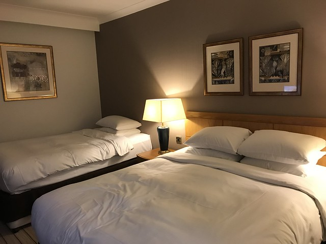 Hilton Hotel London Gatwick,  room 729