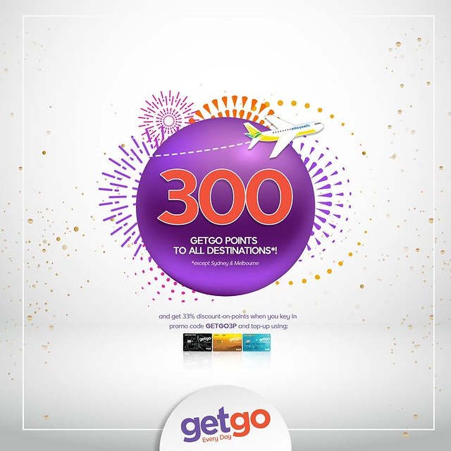 GetGo Triple Treat Anniversary Sale