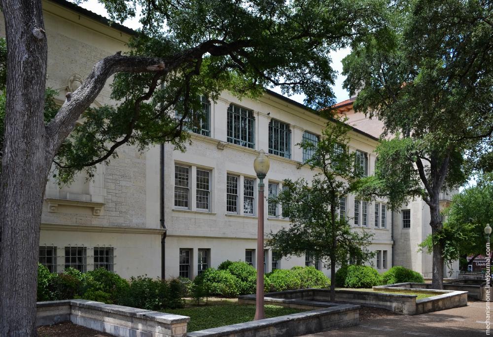 Техасский университет 3