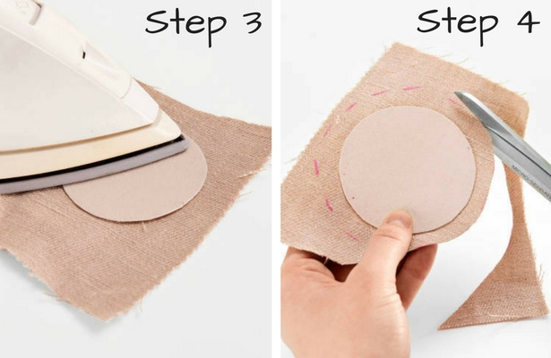 DIY Smoothie Bag Steps 3 4