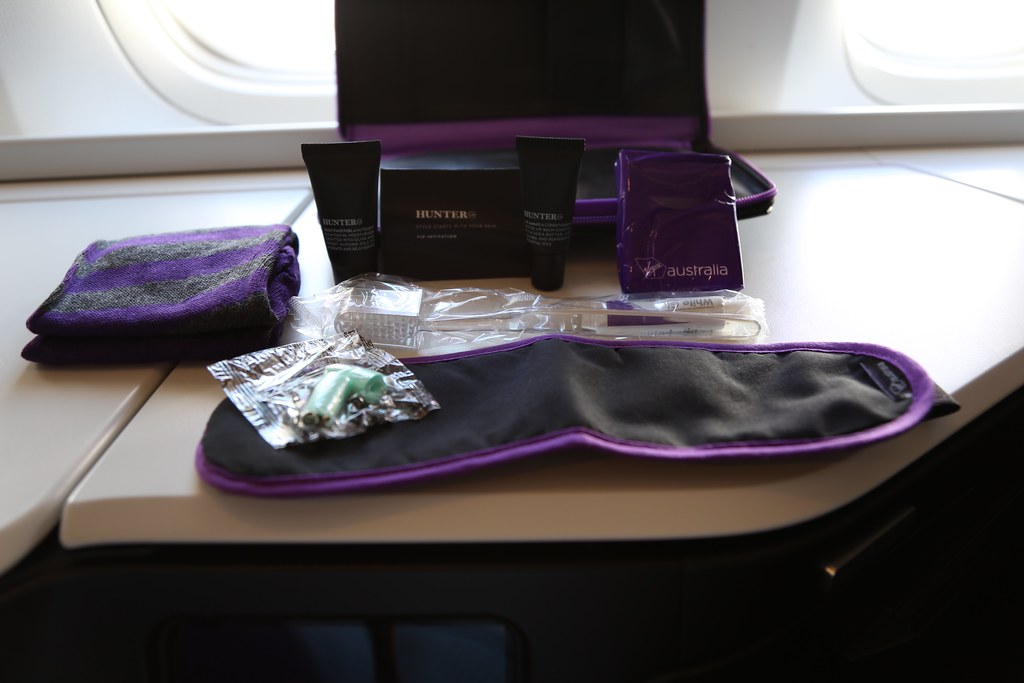 Virgin Australia business class 40
