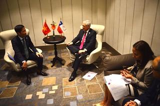 Reuniones bilaterales CPTPP