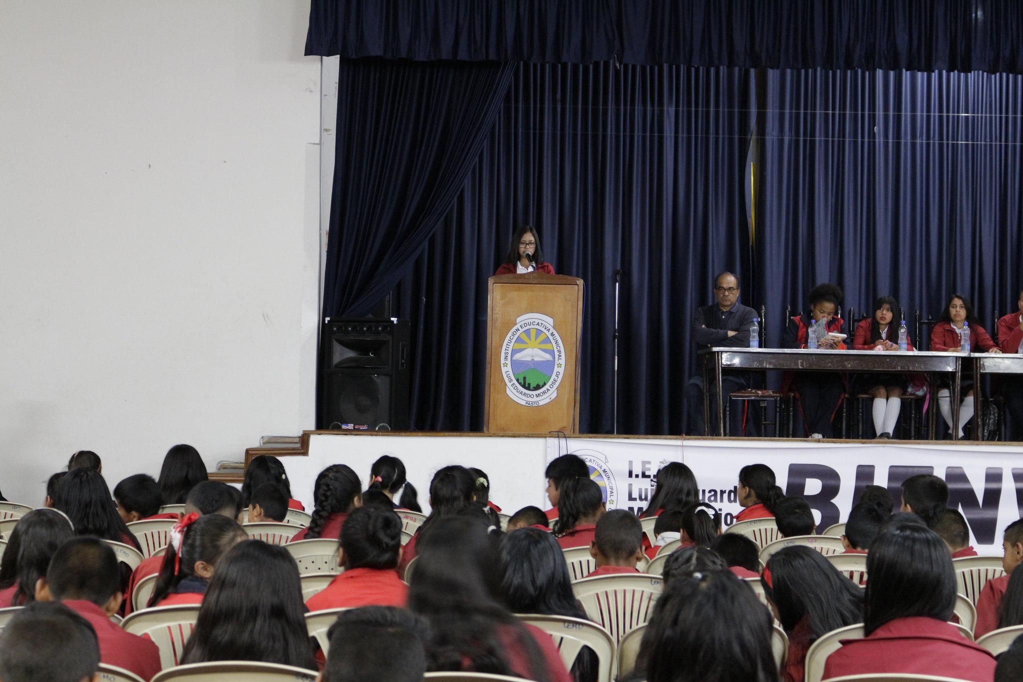 debate candidatos a personeria