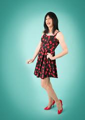 Cherry Dress 4