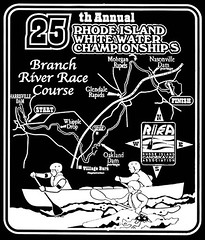 Logo from the last Branch River Race