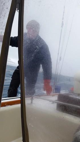 Wintery Lancaster Sound