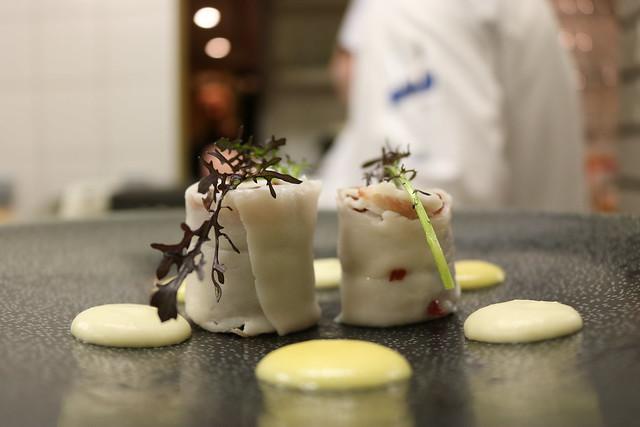 20180319 – L'Italia in Cucina – The Extraordinary Italian Taste – Cena a Lione