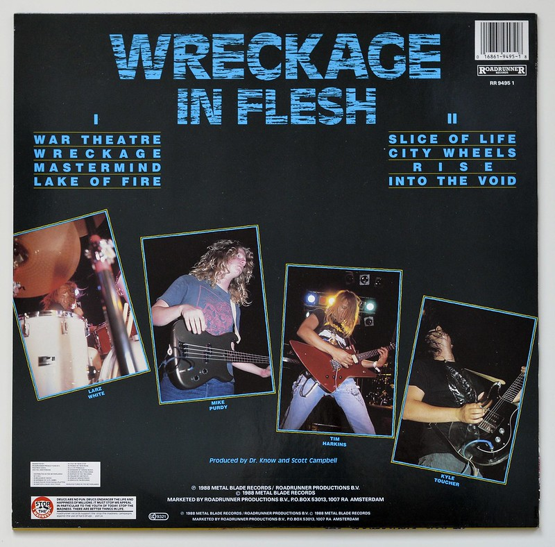 A0541 DR. KNOW Wreckage in Flesh (incl OIS)