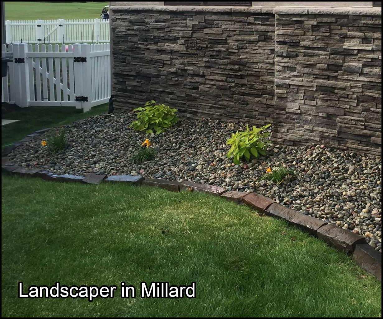 landscaper millard