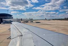 Departing Tampa (TPA) Florida