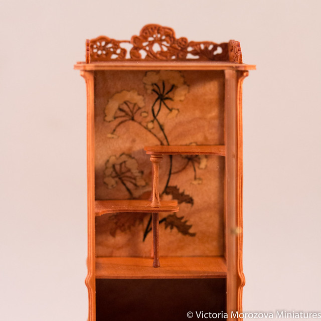 Emile Galle Art Nouveau Vitrine in Miniature-7.jpg