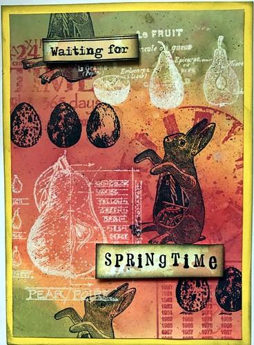 waiting for springtime