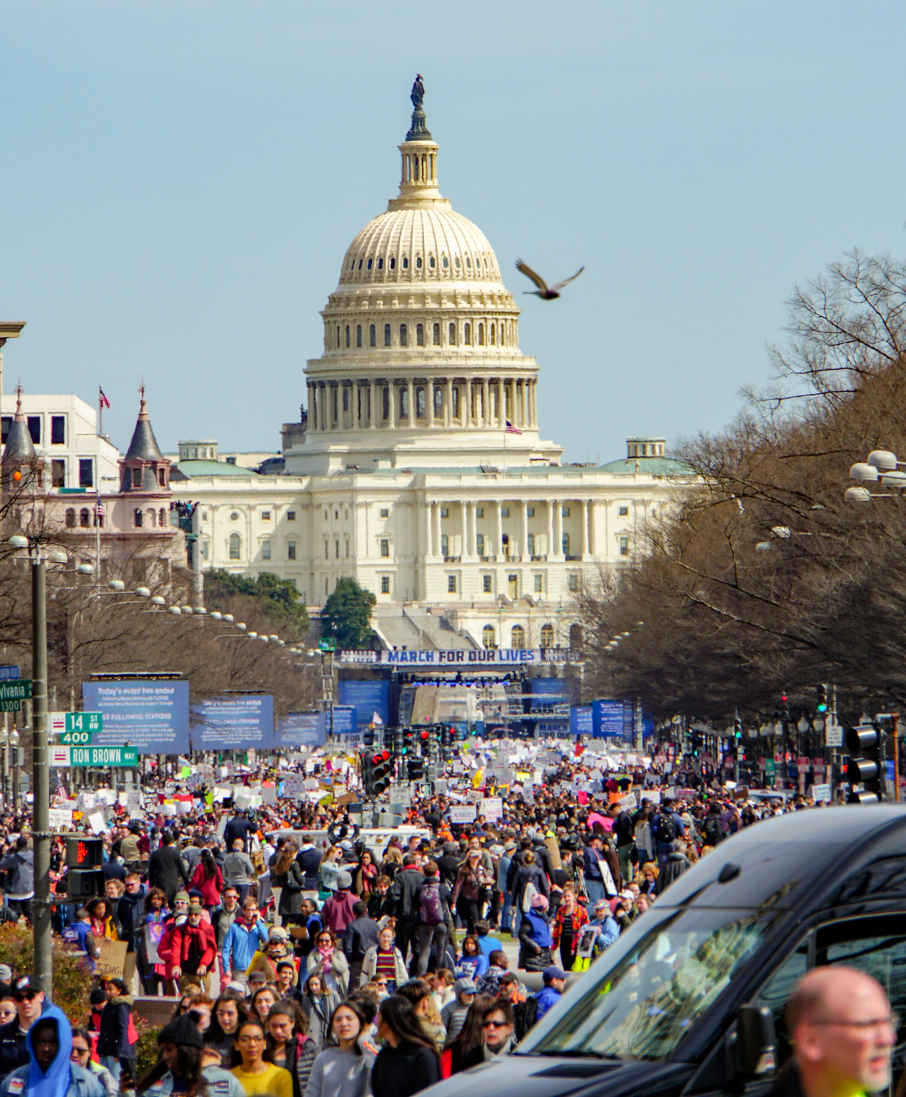 2018.03.24 March for Our Lives, Washington, DC USA 2-8