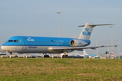 capture KLM F70