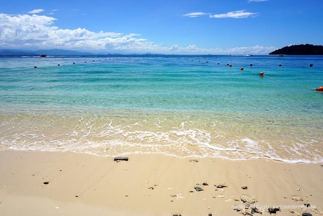 Afternoon at Manukan Island Kota Kinabalu