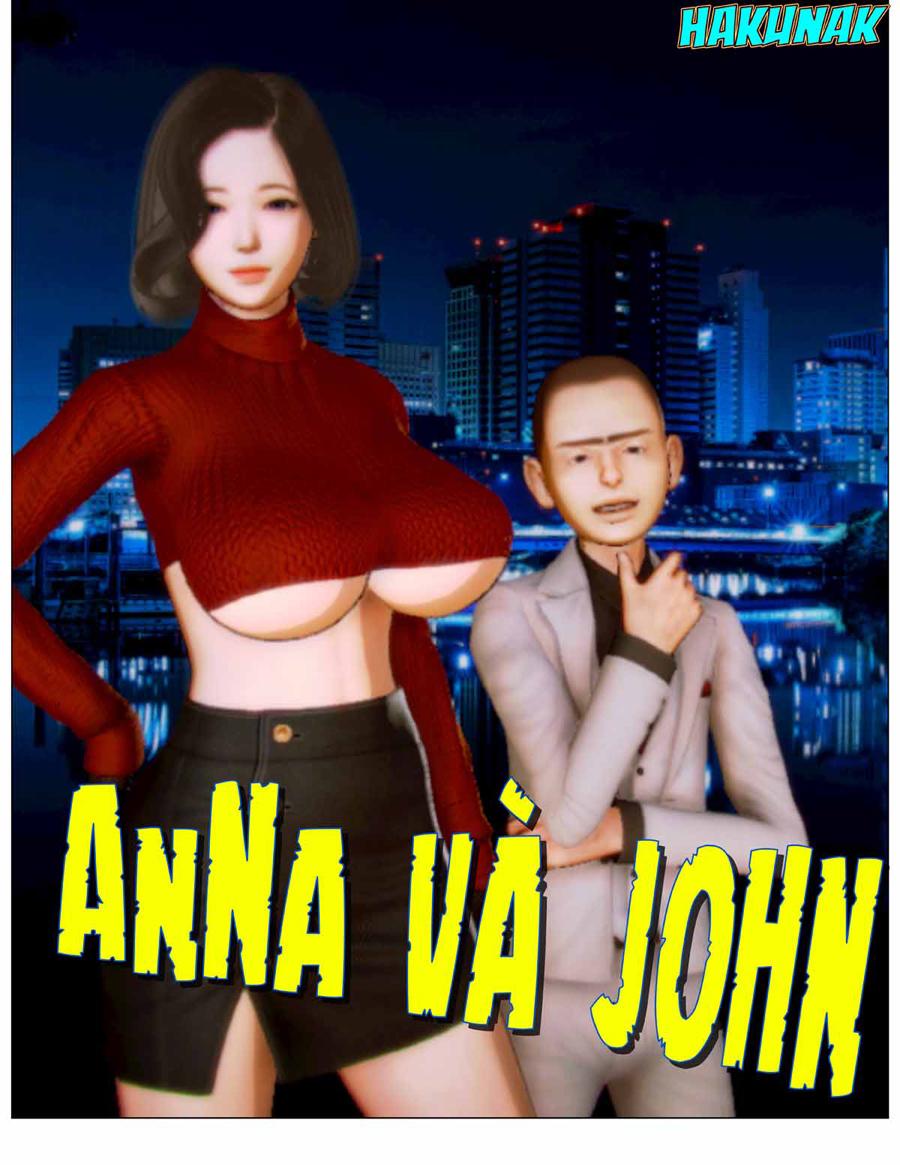 HentaiVN.net - Ảnh 1 - ANNA VÀ JOHN - Chap 7