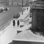 Snow day! :snowflake: Today (3/13) we are closed due to the weather. Hope everyone stays safe & warm today. Check out this photo of downcity from 1940. Tag us in your snow day pics. - - #wearepvd #providence #rhody #rhodeisland #snow #snowday #pvd