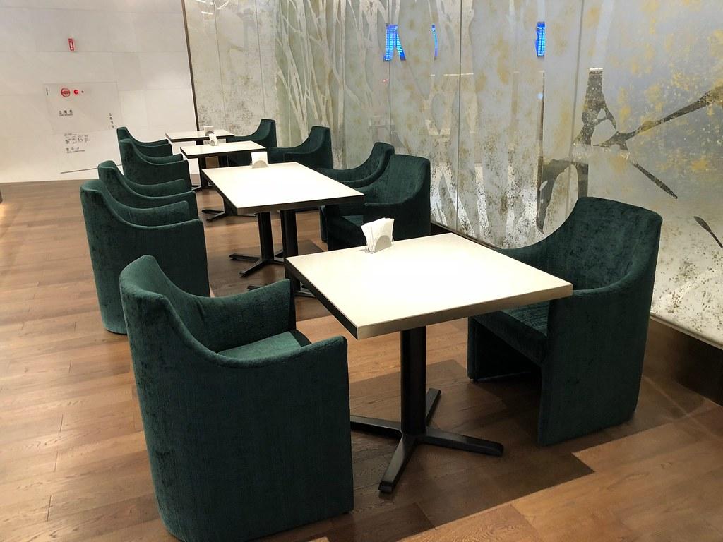 Korean Air First Class Lounge ICN 44