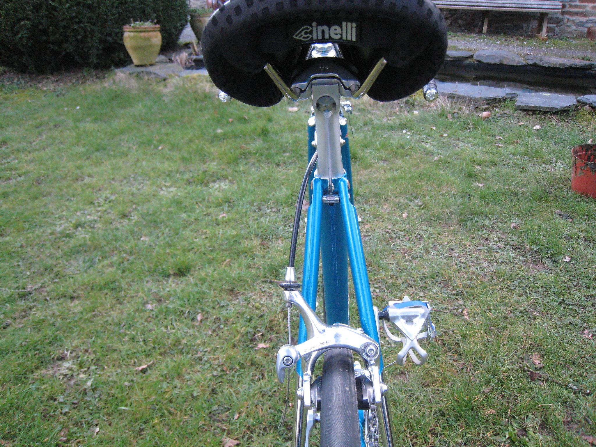 Cinelli Super Corsa. Une semaine un vélo. 40765370862_6a1184b0c8_k