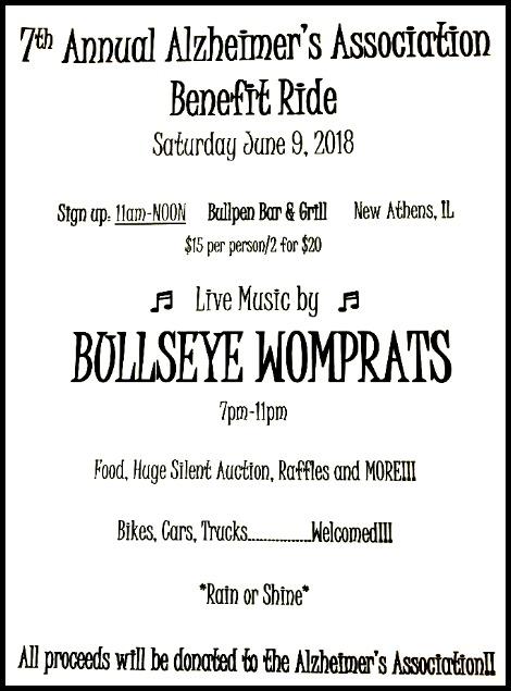 Bullseye Womprats 6-9-18