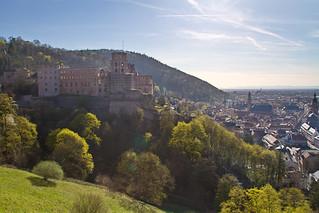 Castle view 2009