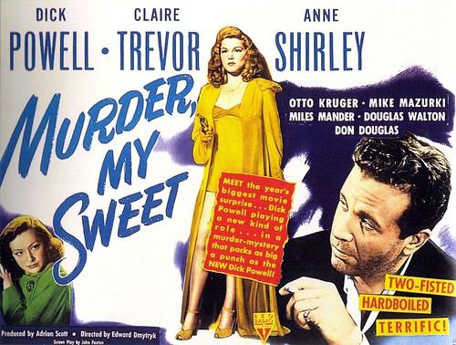 Murder, My Sweet - Poster 2