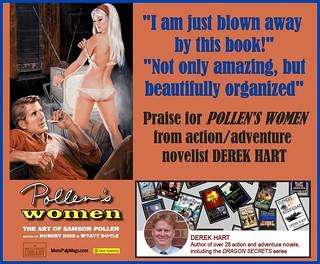 POLLEN'S WOMEN review