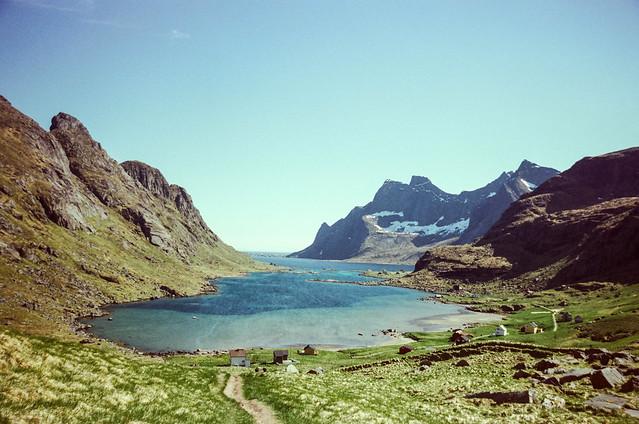 Bunesfjorden, Nikon FM2