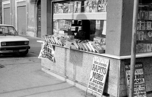Retrospettiva 1978: il rapimento di Aldo Moro