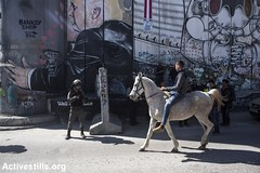 Clashes, Bethlehem, West Bank, 16.3.2028