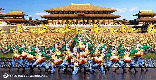 Experience a Divine Culture … Shen Yun 2018