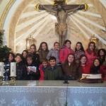 Año 2018 - Visita Colegio 9 de Octubre - 6º Primaria