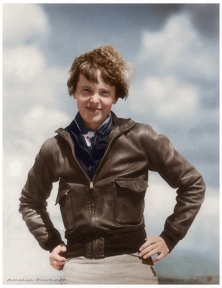 Amelia Earhart 1897