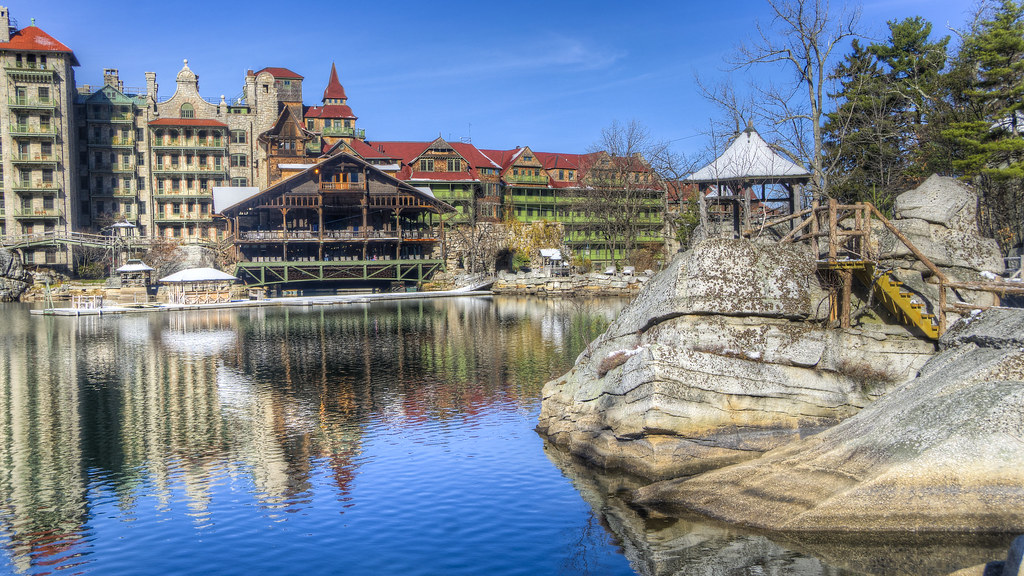 Mohonk Reflections II
