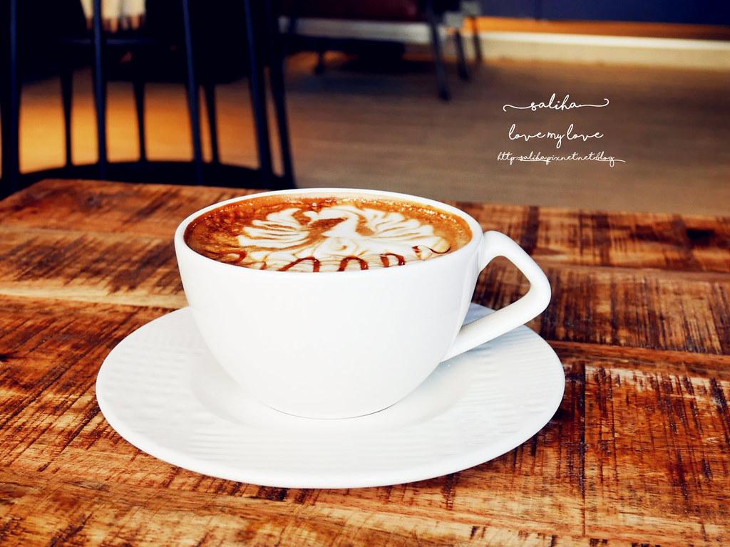 台北捷運松江南京站時安靜好咖啡館早午餐 (27)