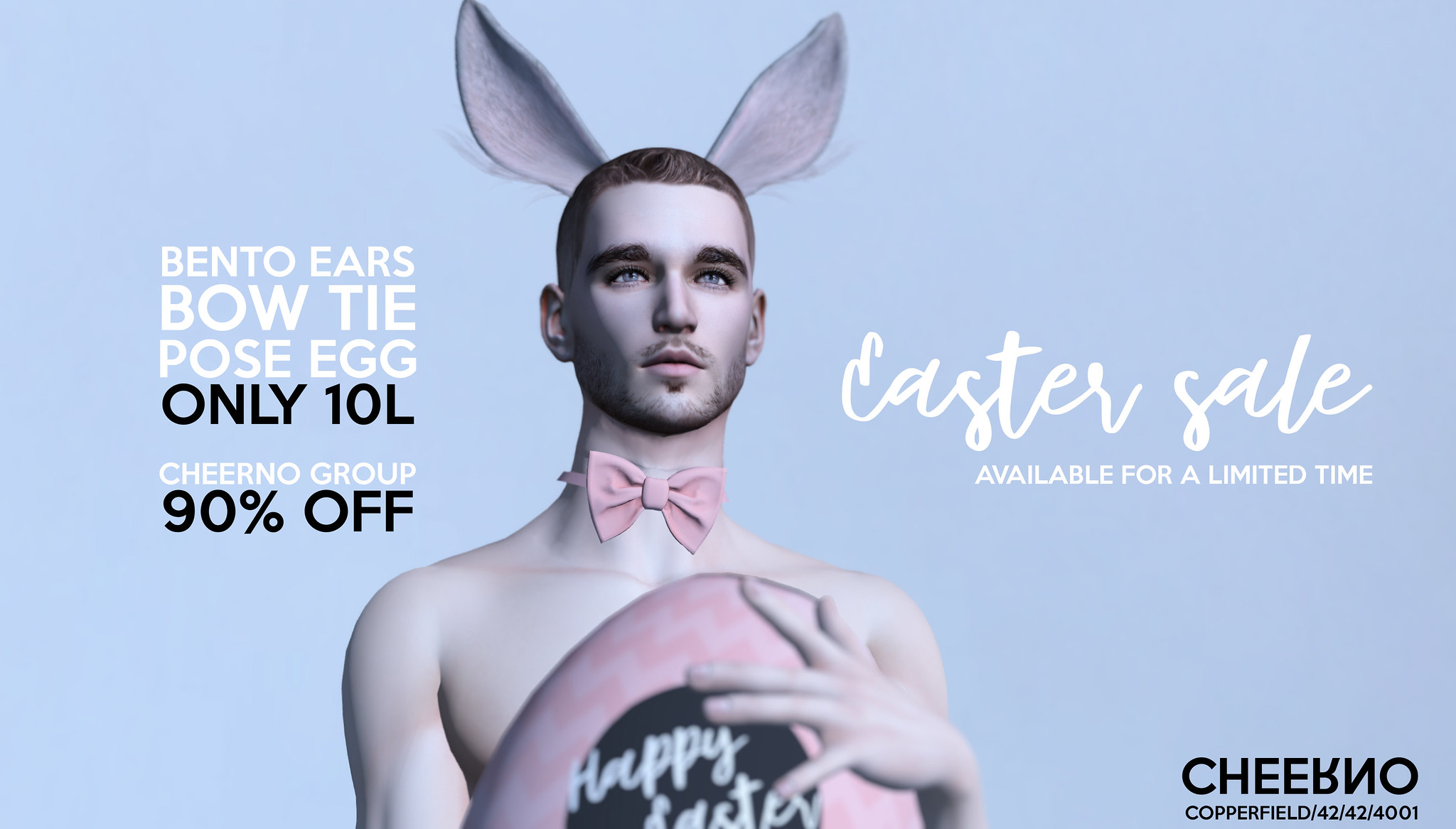 CHEERNO Easter SALE