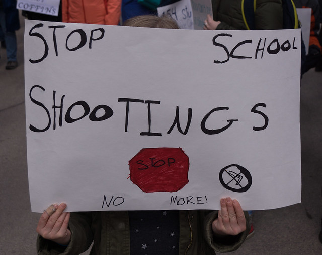 Stop school shootings