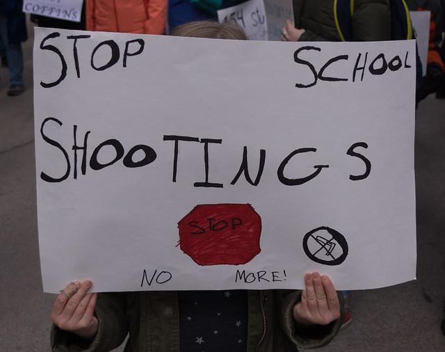 Stop school shootings