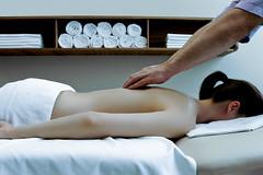 Massage im Kurhaus Bad Gleichenberg