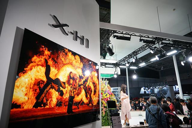 【CP+ 2018】Fujifilm X-H1 | 16