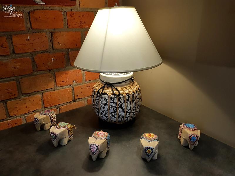 thai odyssey batam decoration