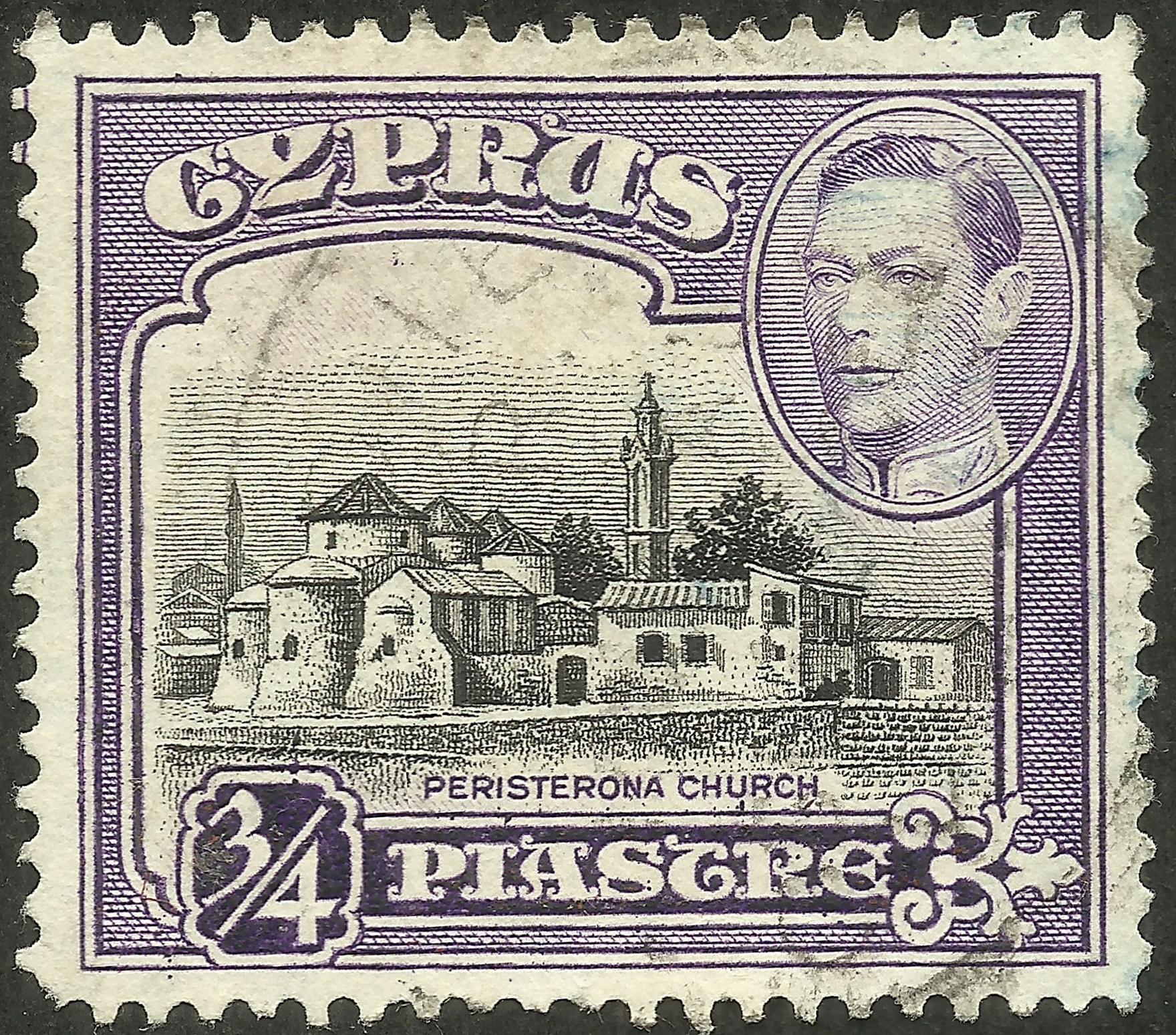Cyprus - Scott #145 (1938)