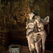 Nostell Priory sculpture and tapestry, North Yorkshire