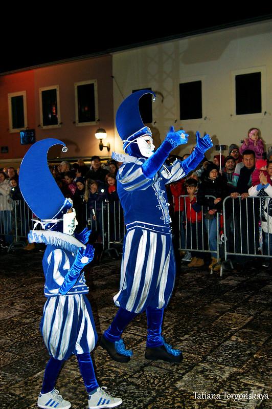 Карнавальная группа из Струмицы