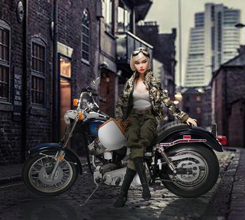 Harley-Davidson FXE1200