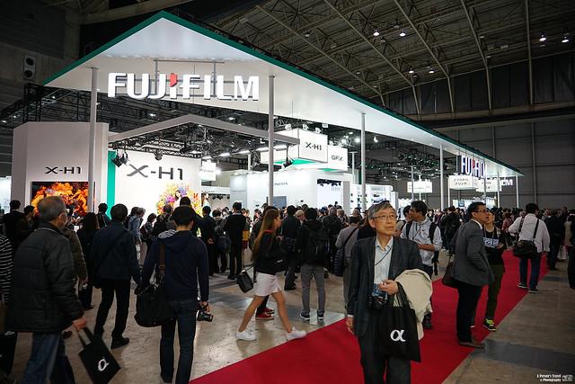 【CP+ 2018】Fujifilm X-H1 | 02