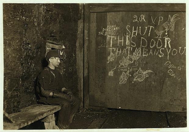 Детский труд в США #3