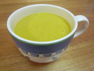 Corn and Celery Soup